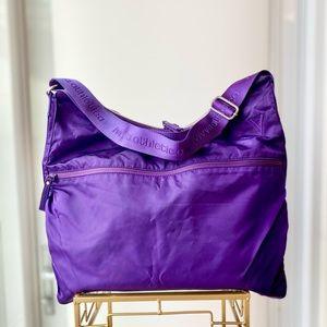 IVIVVA by Lululemon Purple Nylon Tote